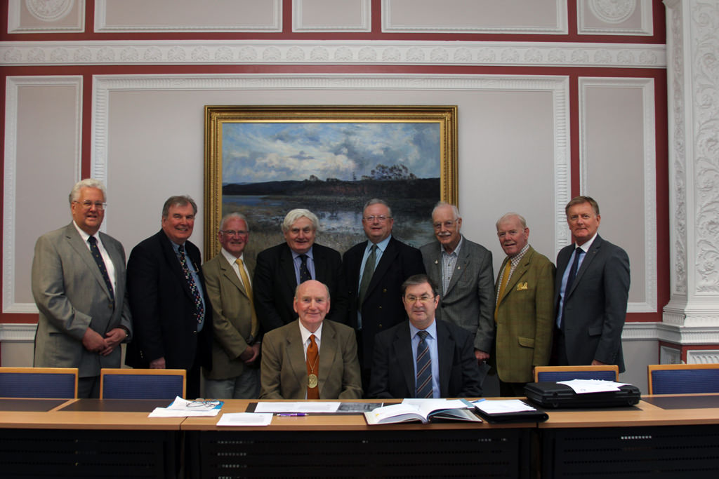 Lord Dean of Guild Howard Price and Assessors held at Assessor's meeting 29th May 2013